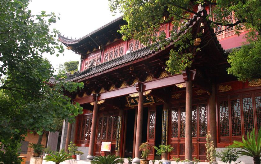 宁波镇海宝陀禅寺