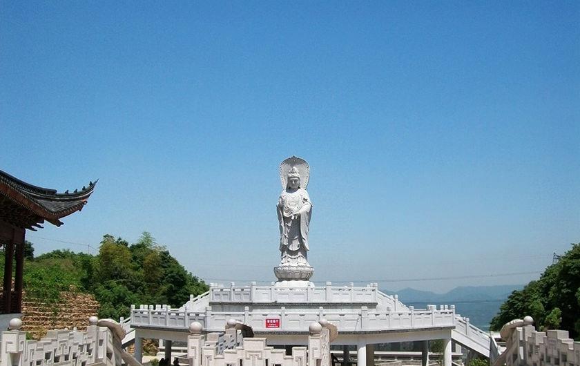 寺庙工程施工—北仑灵峰寺