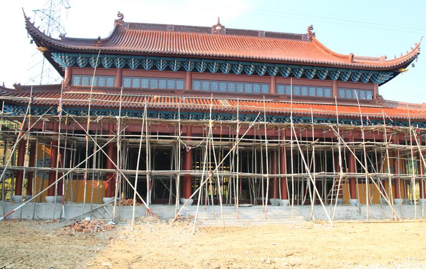 舟山日照禅寺