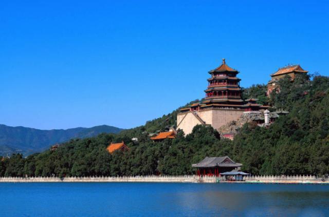 盘点中国最有底蕴十大古建筑景点