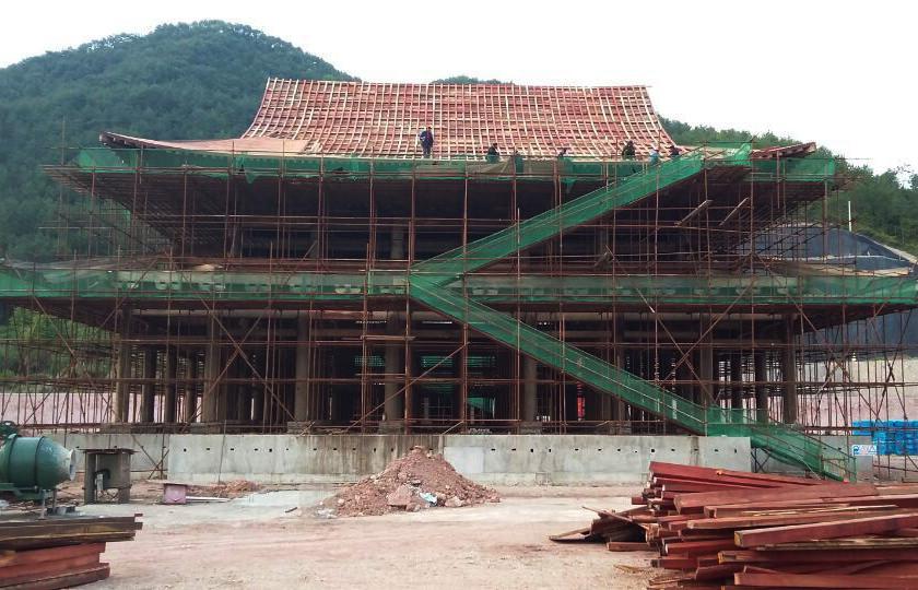 浙江天台螺溪传教院
