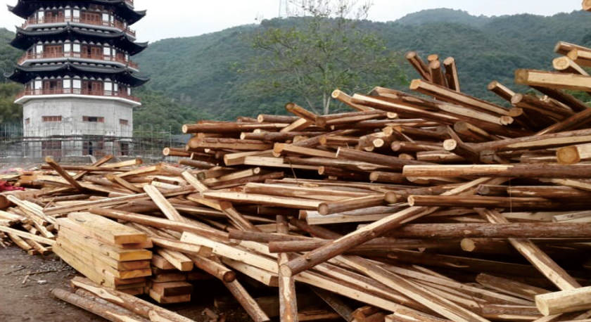 药师宝塔设计建造施工—台州善法寺