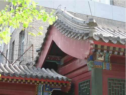 中国古建筑建造之屋顶艺术