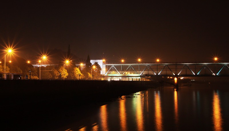 杭州六和塔古建筑夜景照明设计欣赏