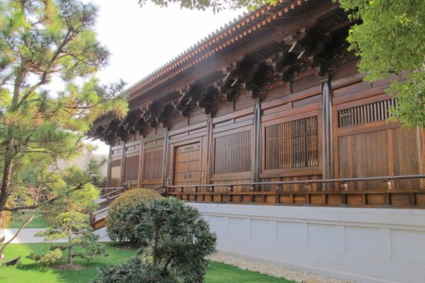 古建筑寺庙设计规划及建筑