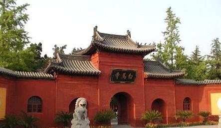 中国十大著名寺庙设计建筑布局欣赏