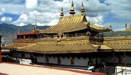 中国著名的十大寺庙——大昭寺