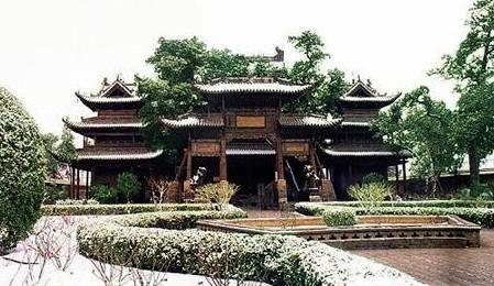 中国著名的十大寺庙——关帝庙