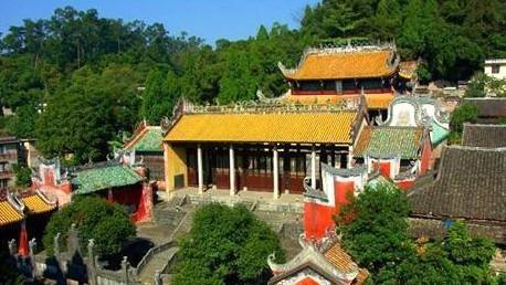 中国著名的十大寺庙——孔庙