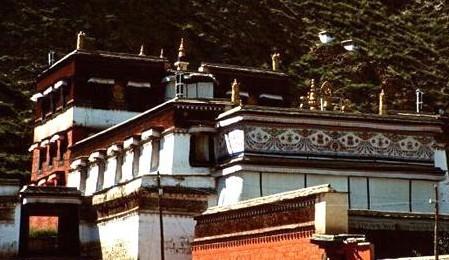 中国著名的十大寺庙——拉卜楞寺