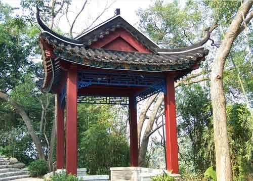 广东省古建筑