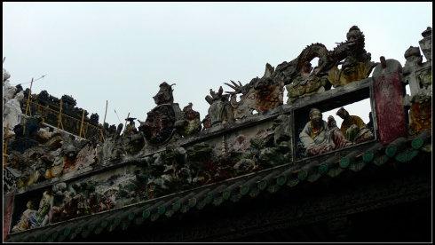 陈家祠堂 - 广州_广州照片
