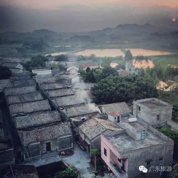 广东古建筑最具特色的八个古村落推荐