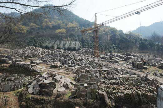 宁波企业家胡云国卖4家公司 1亿元抢救古建筑