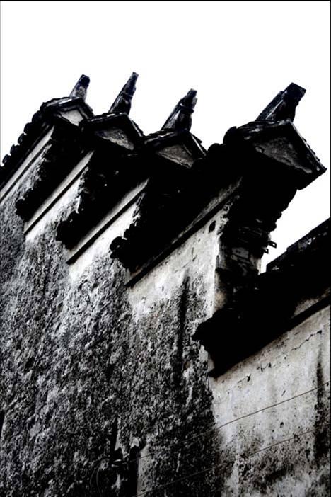 中式古建筑设计里的八大经典元素