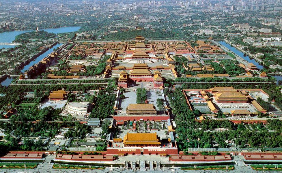 世界上最大的宫殿——故宫