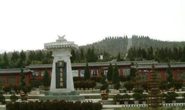 中国第一座皇家陵园——秦始皇陵