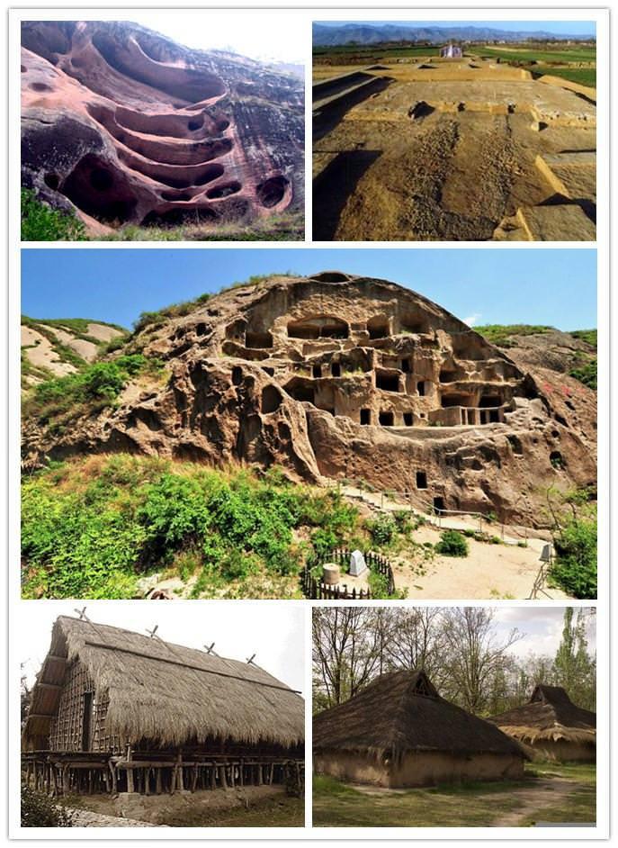 古建筑建造的类型介绍