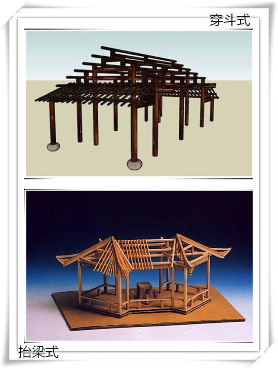 古建筑结构设计和材料