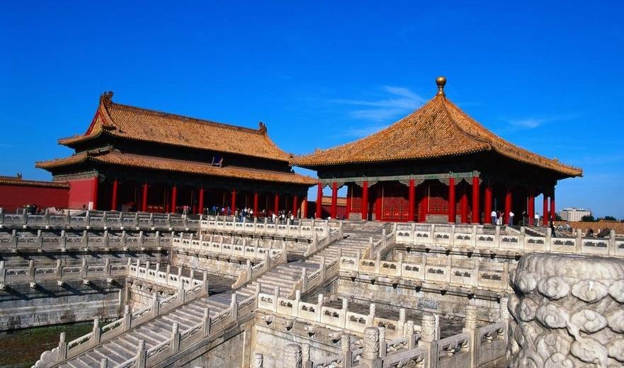 中国古建筑设计整体比例知识