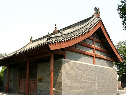 古建筑设计悬山顶与硬山顶介绍