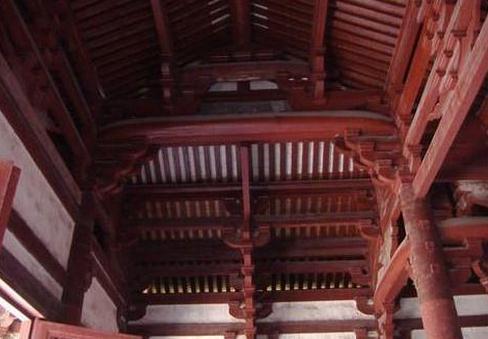 古建筑设计营造之井干式结构介绍