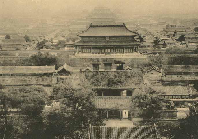中国古代建筑民族不同历史时期变化