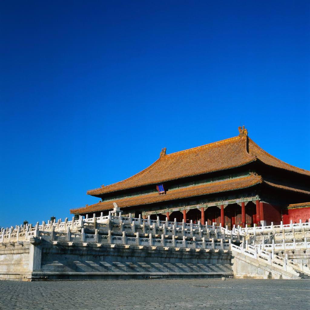 中国古建筑材料和结构的特点