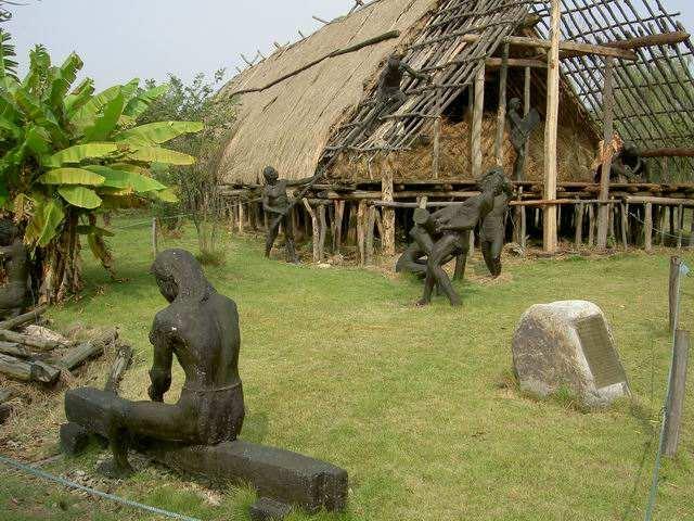 中国传统古建筑的发展概况之起源