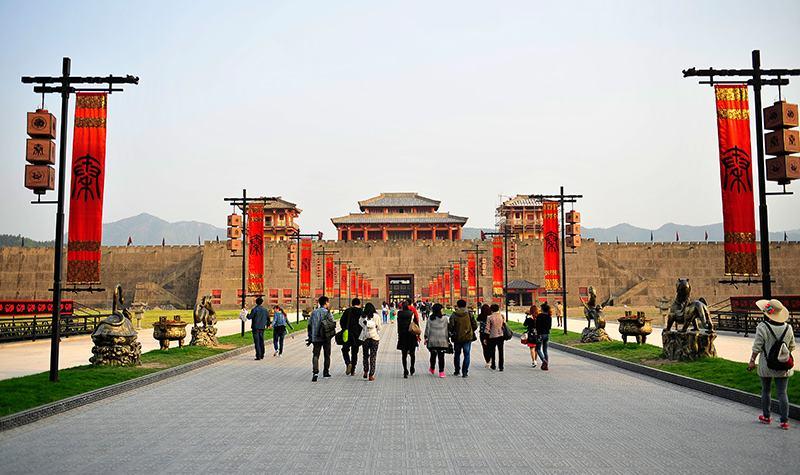 秦汉建筑规划设计及建造风格介绍