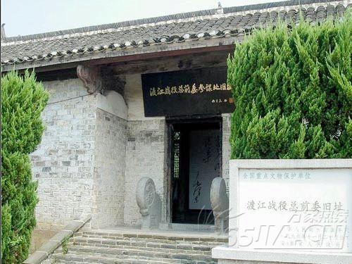 合肥著名的历史古建筑旅游景点介绍