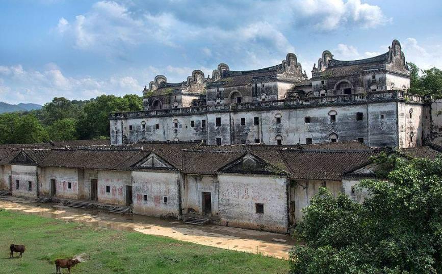 广东省清远市阳山古建筑欣赏