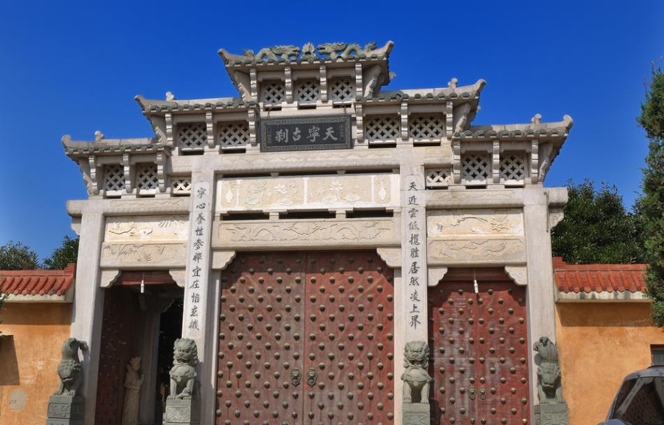 江西南昌天宁寺建筑图片.jpg